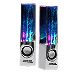 Dancing LED Water Speakers