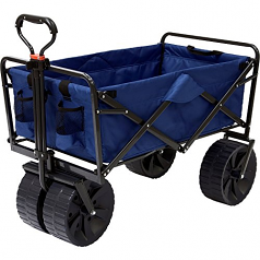 Mac Sports Folding All-Terrain Beach Wagon