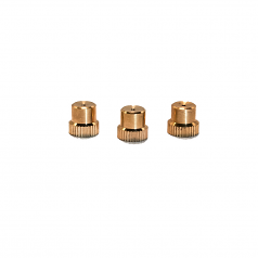 Pack of 3 – Brass Nozzle Tips