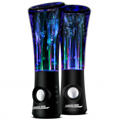 X3 LED Dancing Water Speakers