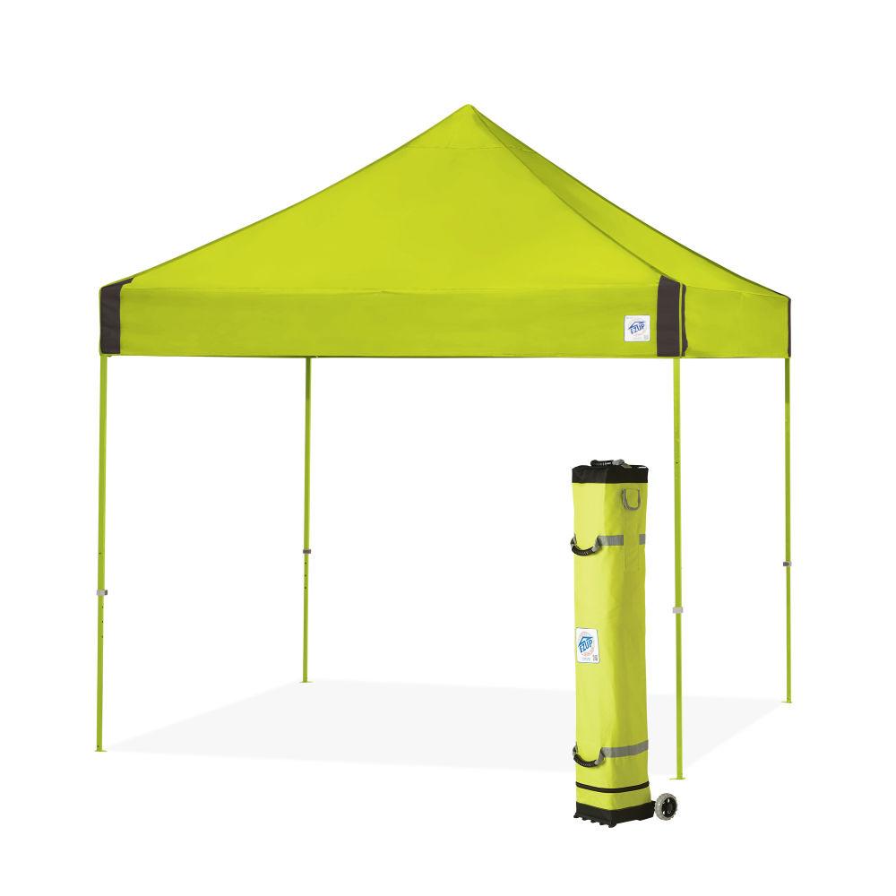 Commercial Ez Up Vantage Canopy Shade Tent 10 X 10